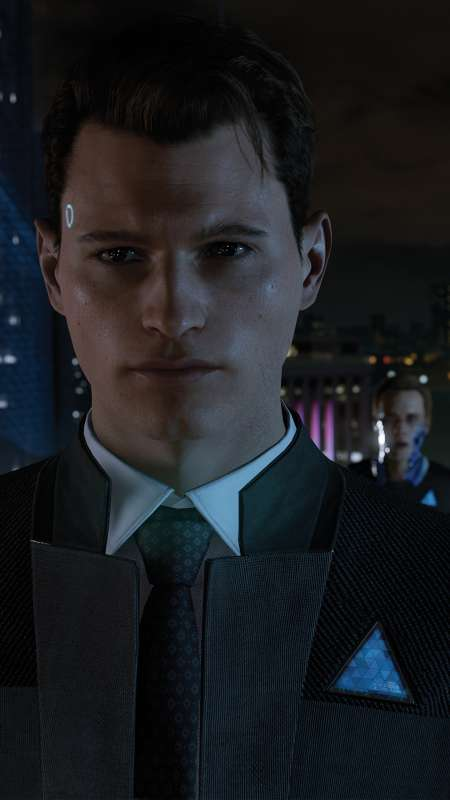 Detroit: Become Human Mobile Vertical wallpaper or background
