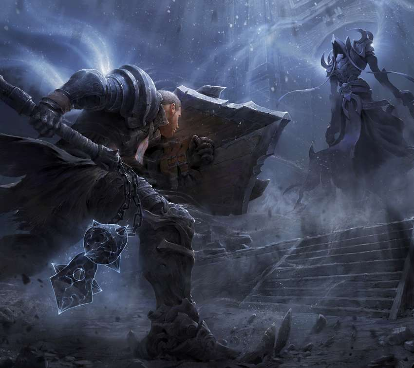 Diablo 3: Reaper of Souls Fan Art wallpaper or background
