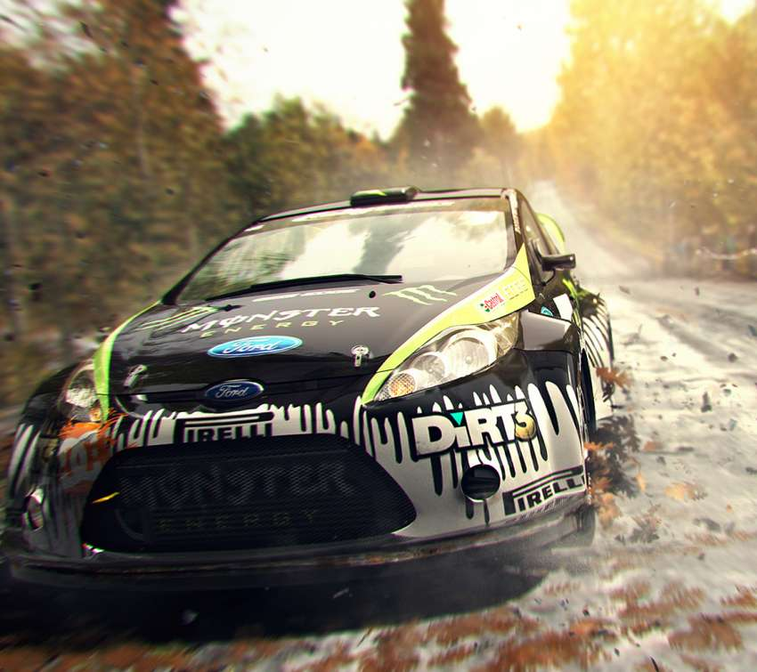Dirt 3 wallpaper or background