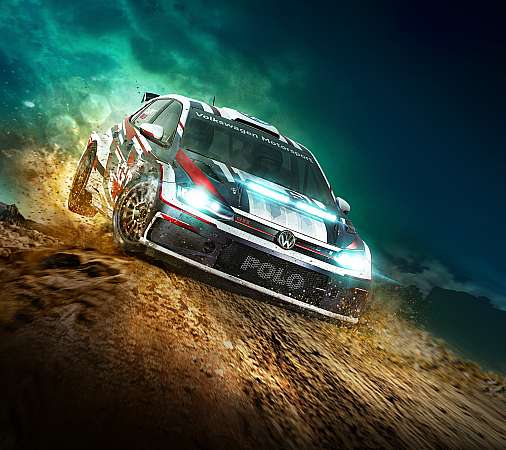 Dirt Rally 2.0 Mobile Horizontal wallpaper or background