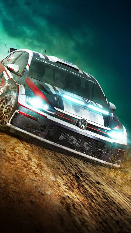 Dirt Rally 2.0 Mobile Vertical wallpaper or background