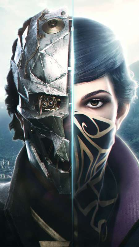 Dishonored 2 Mobile Vertical wallpaper or background