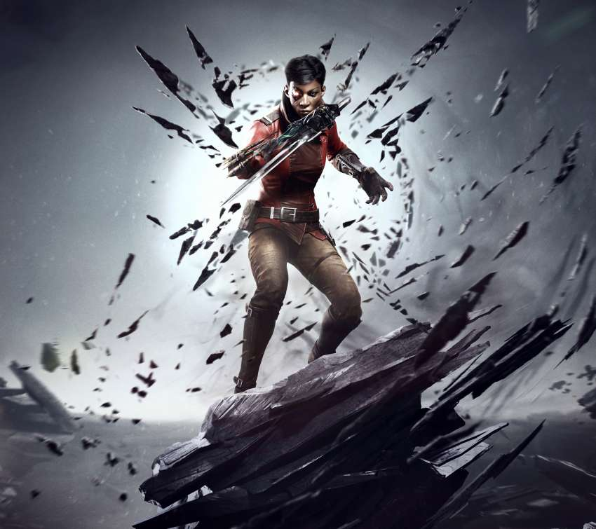 Dishonored: Death of the Outsider Mobile Horizontal wallpaper or background