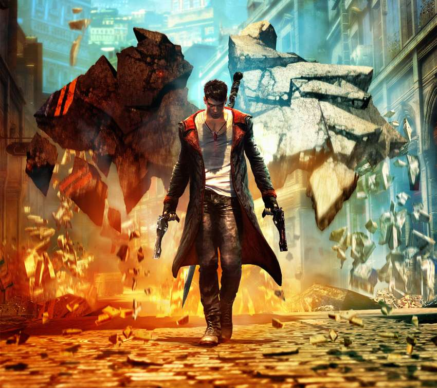 DmC Devil May Cry wallpaper or background