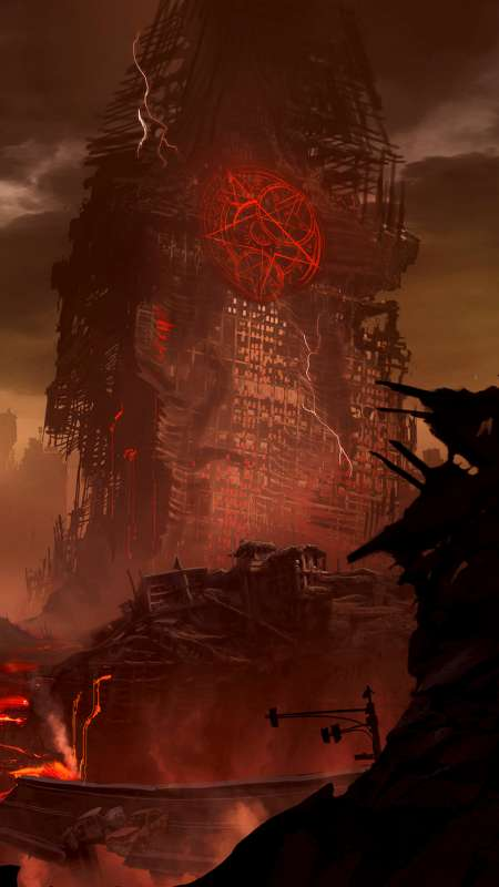 Doom Eternal Wallpapers Or Desktop Backgrounds