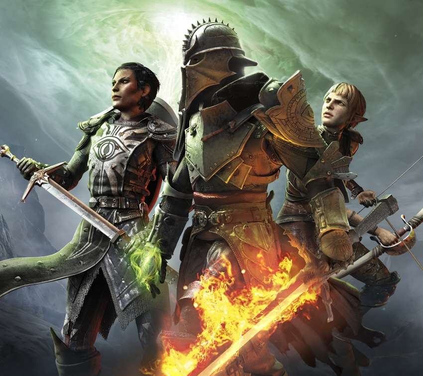 Dragon Age: Inquisition wallpaper or background