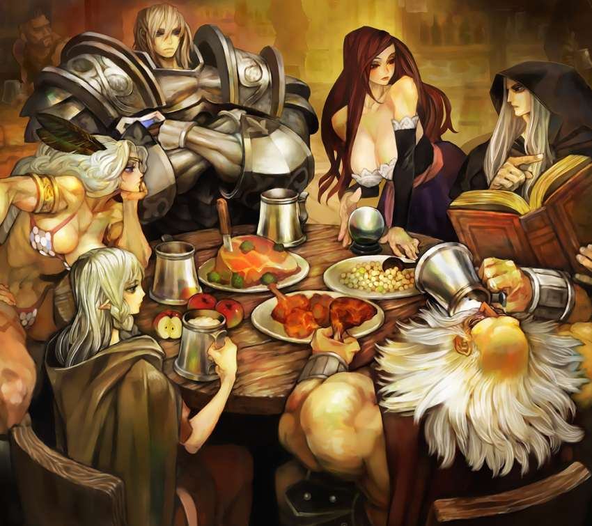 Dragon's Crown wallpaper or background