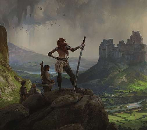 Dragon's Dogma Mobile Horizontal wallpaper or background
