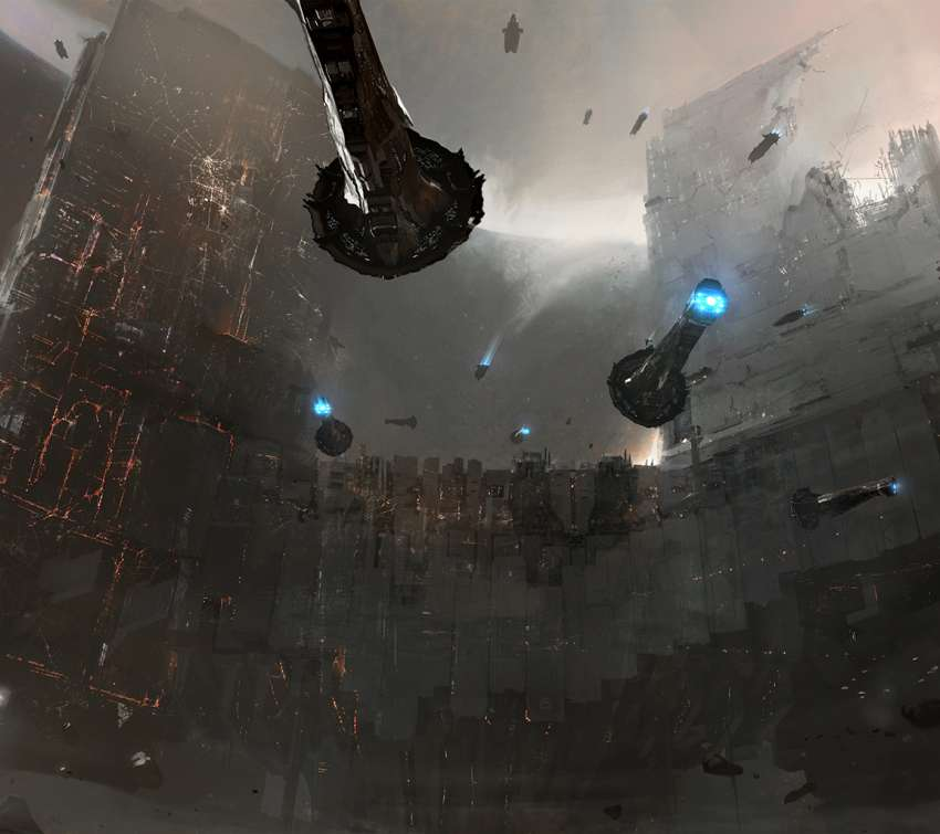 EVE Online: Citadel wallpaper or background