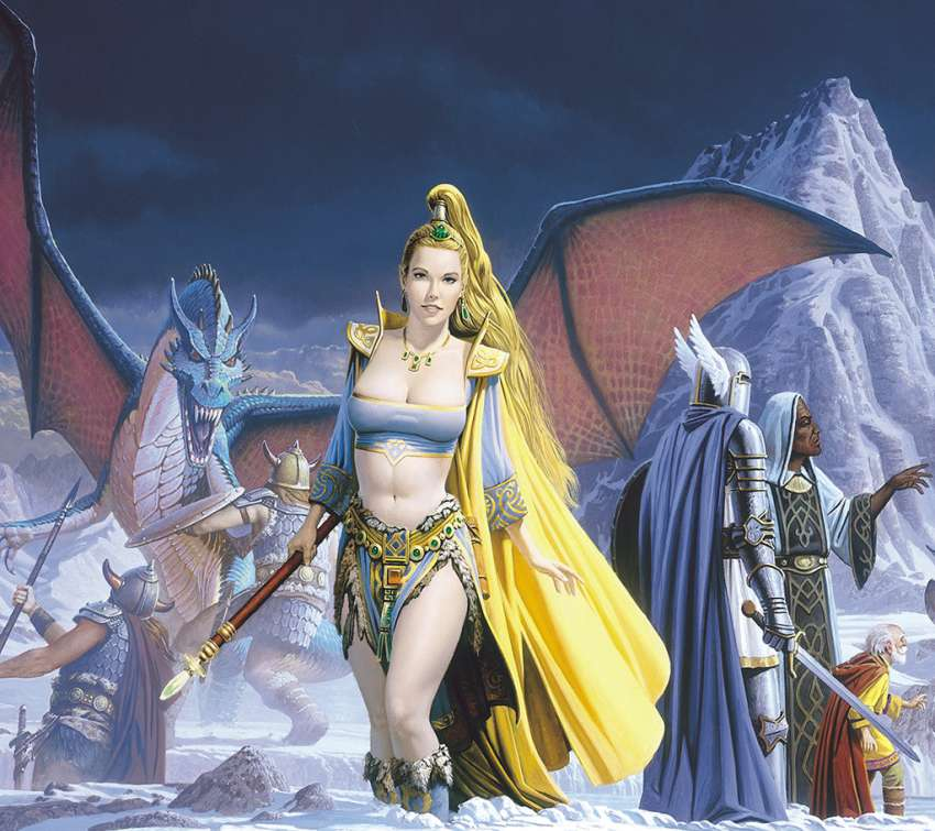 Everquest Mobile Horizontal wallpaper or background