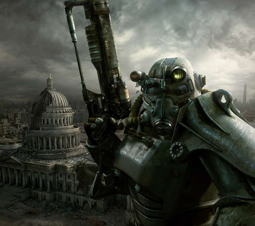 Fallout 3 wallpaper or background