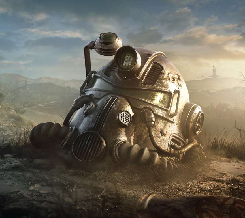 Fallout 76 Mobile Horizontal wallpaper or background