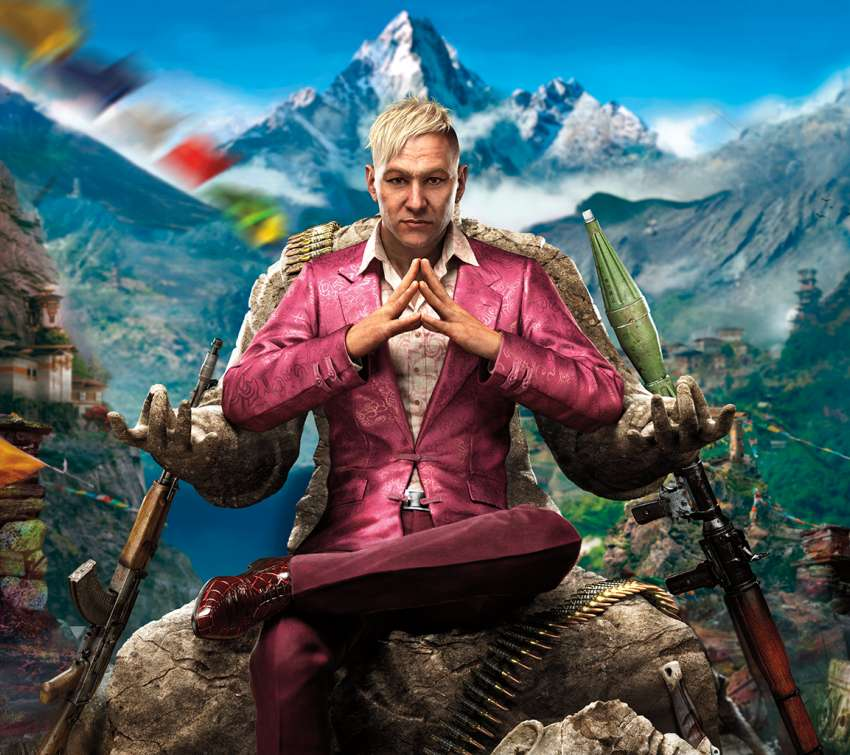Far Cry 4 wallpaper or background