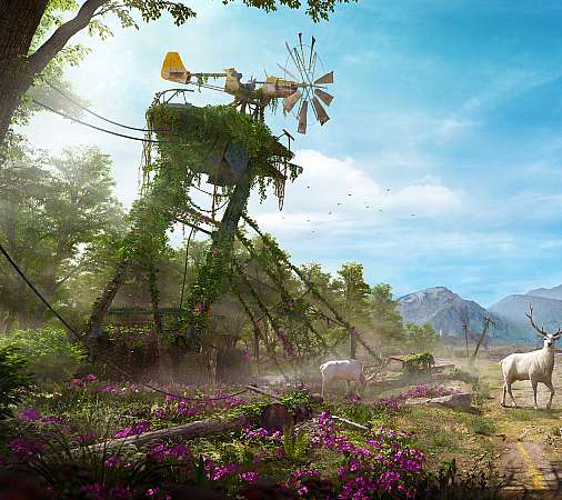 Far Cry New Dawn Wallpapers Or Desktop Backgrounds