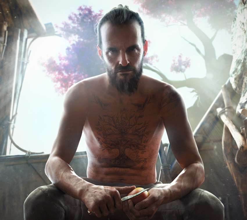 Far Cry New Dawn Mobile Horizontal wallpaper or background