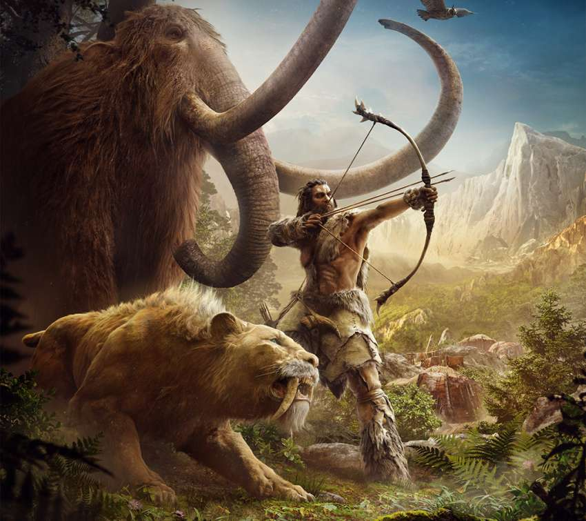 Far Cry Primal wallpaper or background