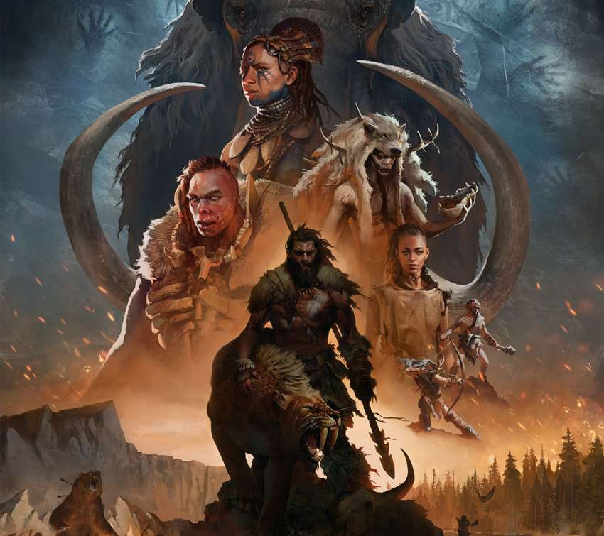 Far Cry Primal Mobile Horizontal wallpaper or background