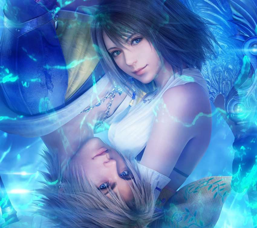 Final Fantasy X - X-2 HD Mobile Horizontal wallpaper or background