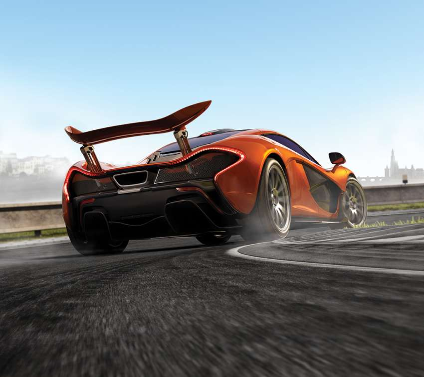 Forza Motorsport 5 Mobile Horizontal wallpaper or background