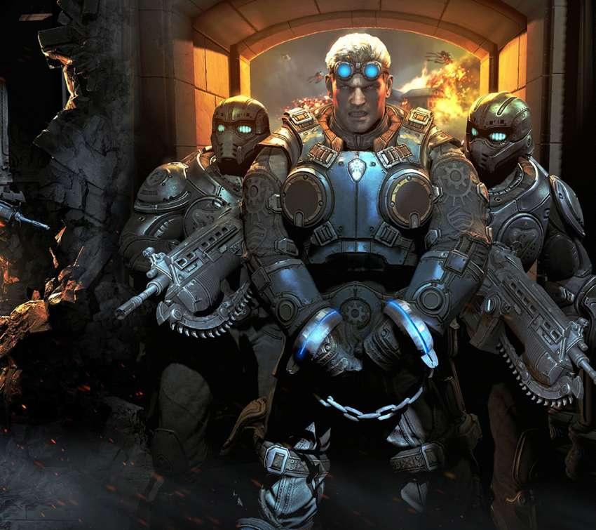 Gears of War: Judgment wallpaper or background