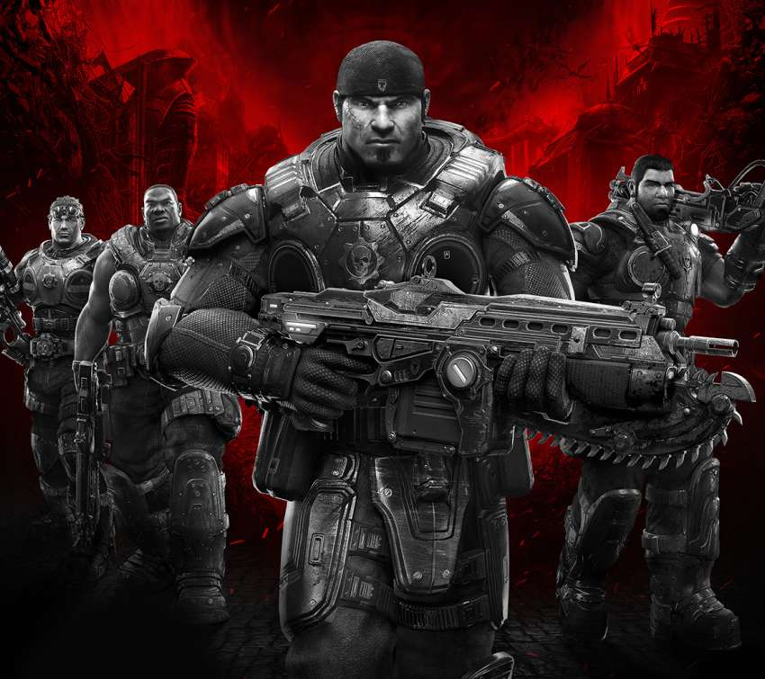 Gears of War: Ultimate Edition Mobile Horizontal wallpaper or background