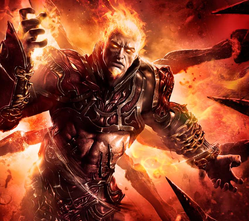 God of War: Ascension wallpaper or background