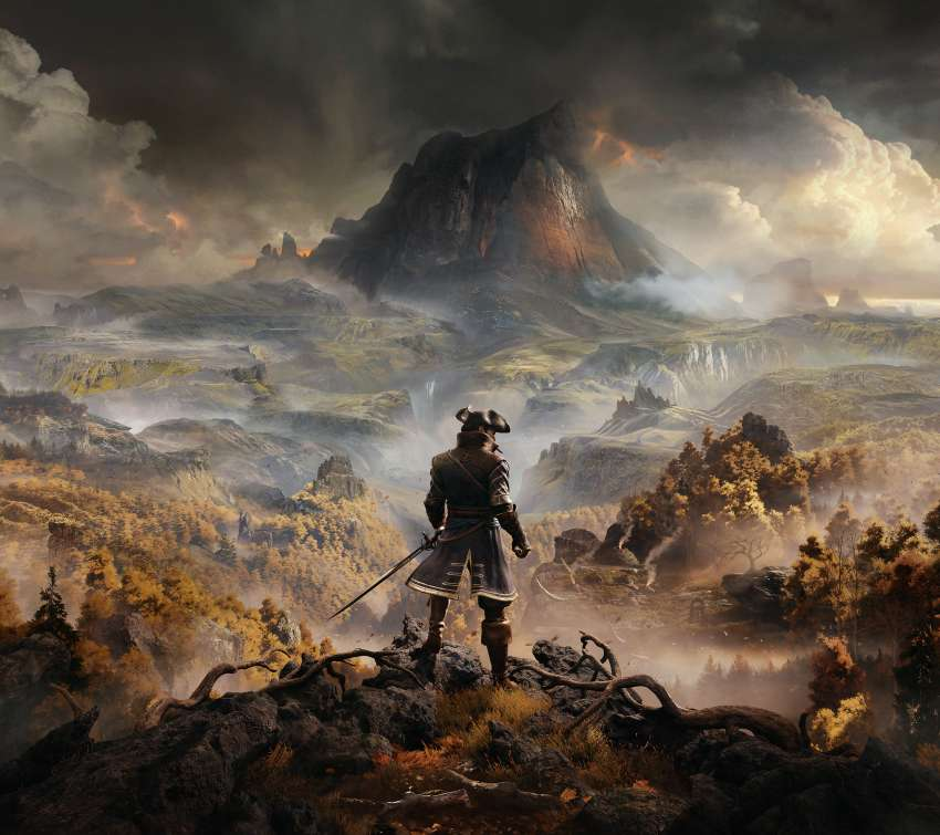 Greedfall Mobile Horizontal wallpaper or background