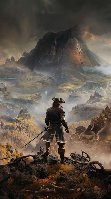 Greedfall Mobile Vertical wallpaper or background