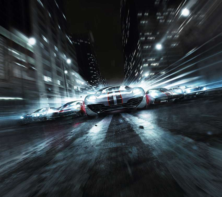 Grid 2 Mobile Horizontal wallpaper or background