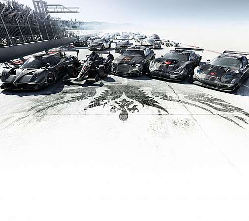 Grid Autosport Mobile Horizontal wallpaper or background