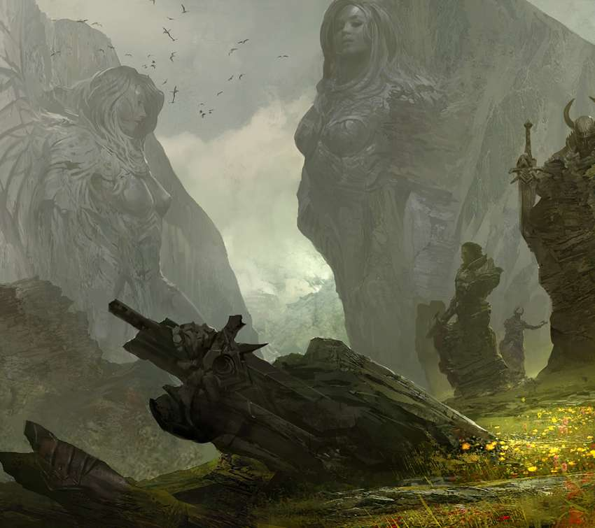 guild wars 2 wallpapers or desktop backgrounds