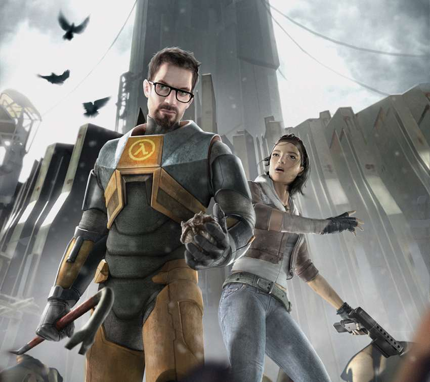 Half-Life 2 wallpaper or background