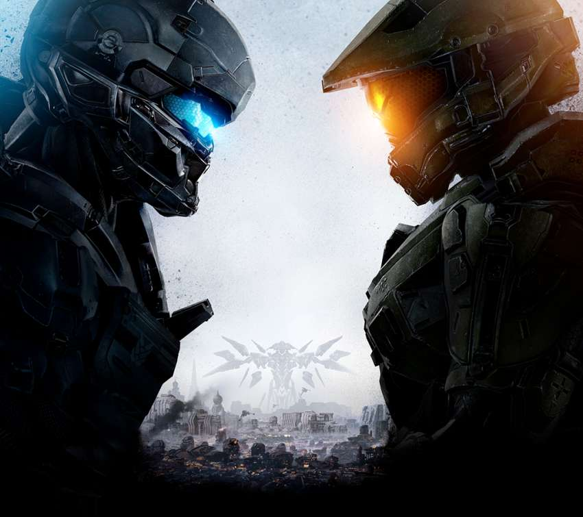 Wallpapers Games: Halo 5: Guardians Wallpapers Or Desktop Backgrounds