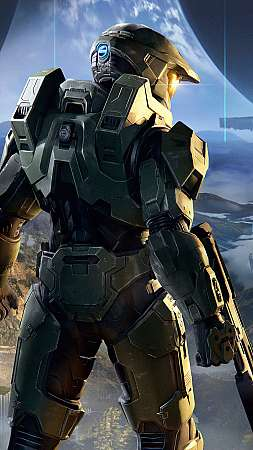 Halo: Infinite Mobile Vertical wallpaper or background