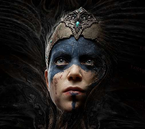 Hellblade Mobile Horizontal wallpaper or background