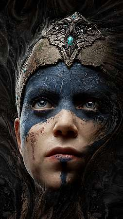 Hellblade Mobile Vertical wallpaper or background