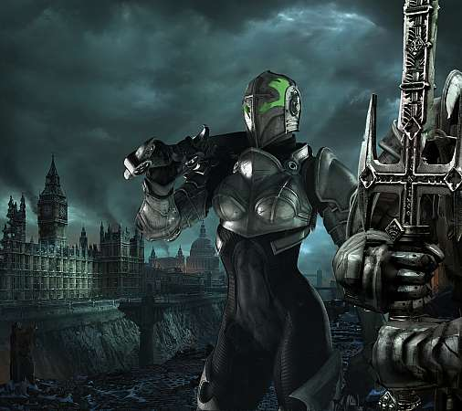 Hellgate: London Mobile Horizontal wallpaper or background