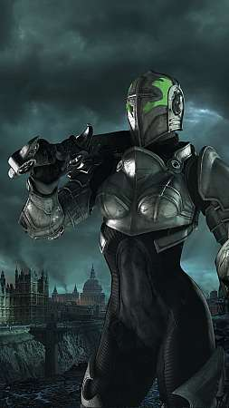 Hellgate: London Mobile Vertical wallpaper or background