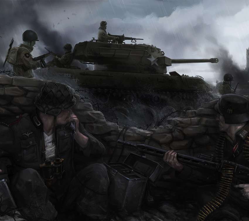 Heroes & Generals wallpaper or background