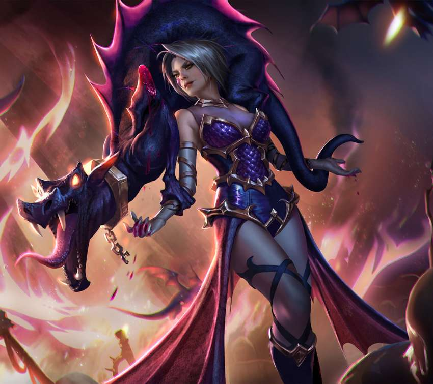 Heroes of Newerth wallpaper or background