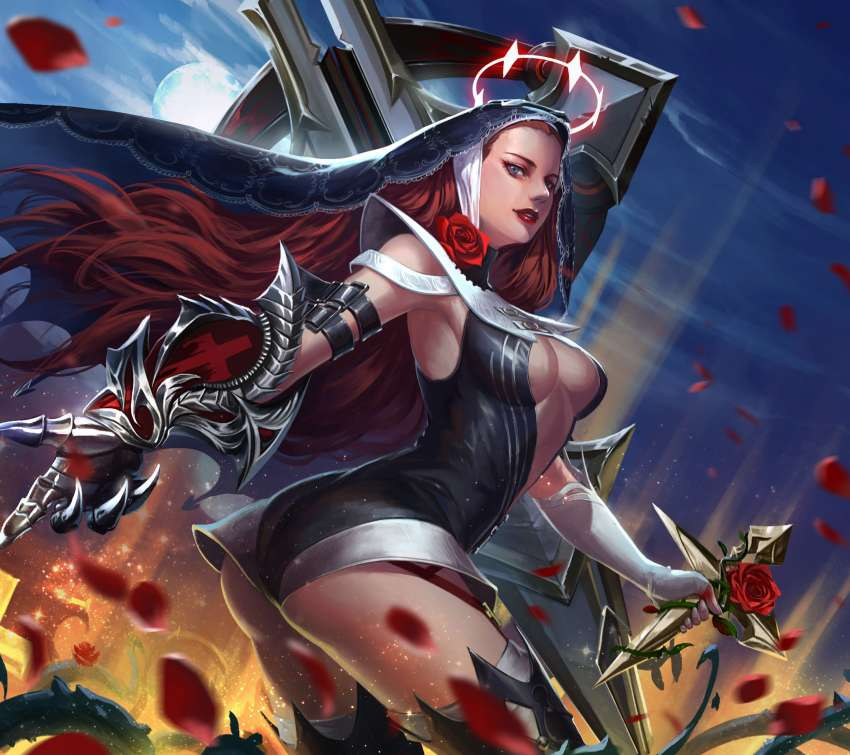 Heroes of Newerth Mobile Horizontal wallpaper or background