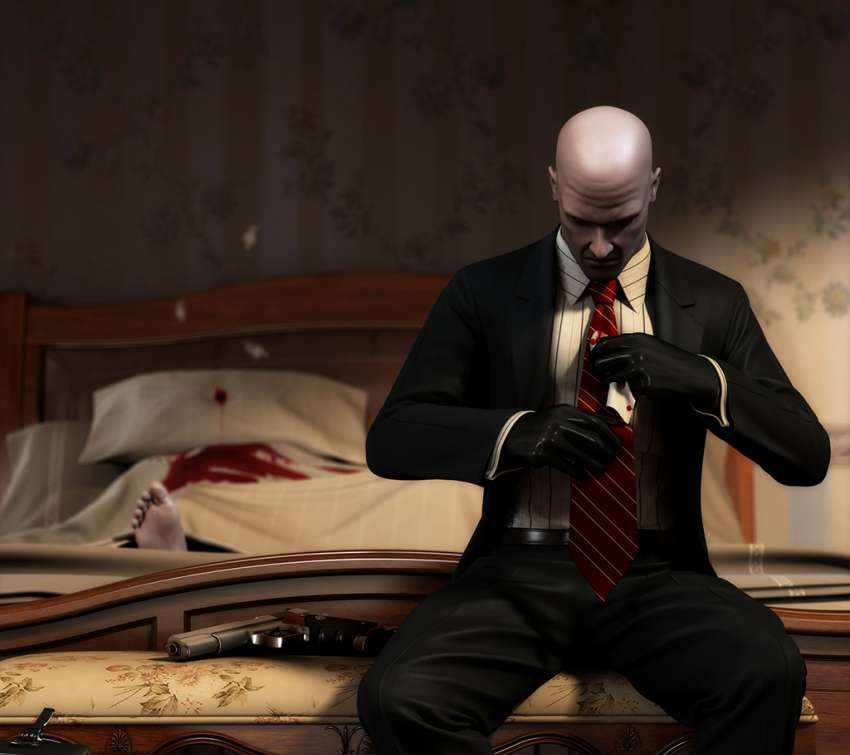 Hitman: Blood Money wallpaper or background