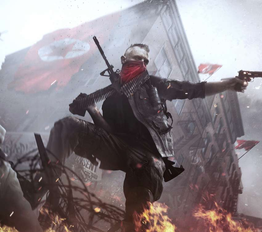 Homefront: The Revolution wallpaper or background