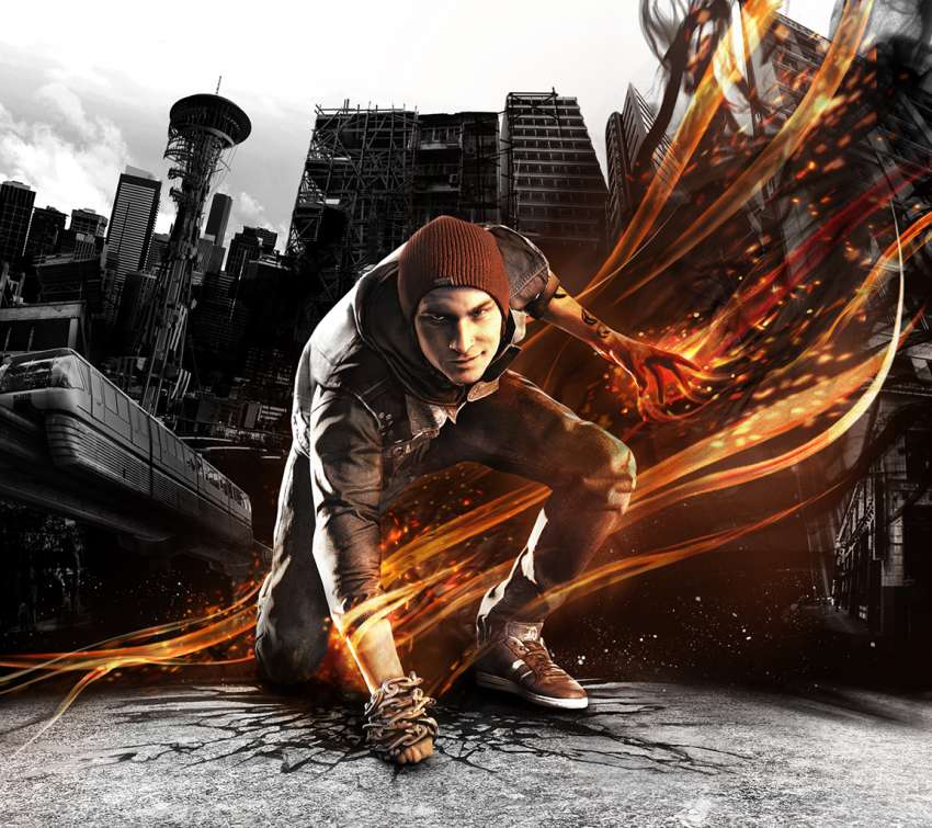 inFamous: Second Son wallpaper or background
