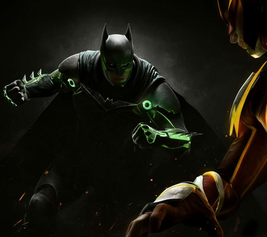 Injustice 2 Mobile Horizontal wallpaper or background