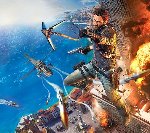 Just Cause 3 Mobile Horizontal wallpaper or background