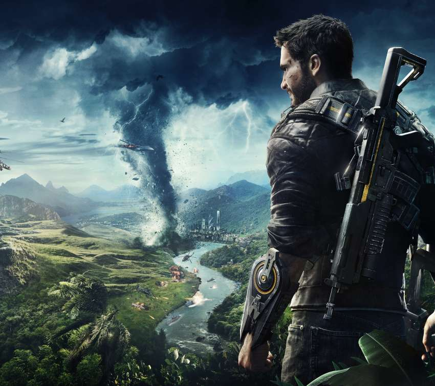 Just Cause 4 Mobile Horizontal wallpaper or background