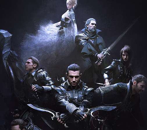 Kingsglaive: Final Fantasy XV Mobile Horizontal wallpaper or background