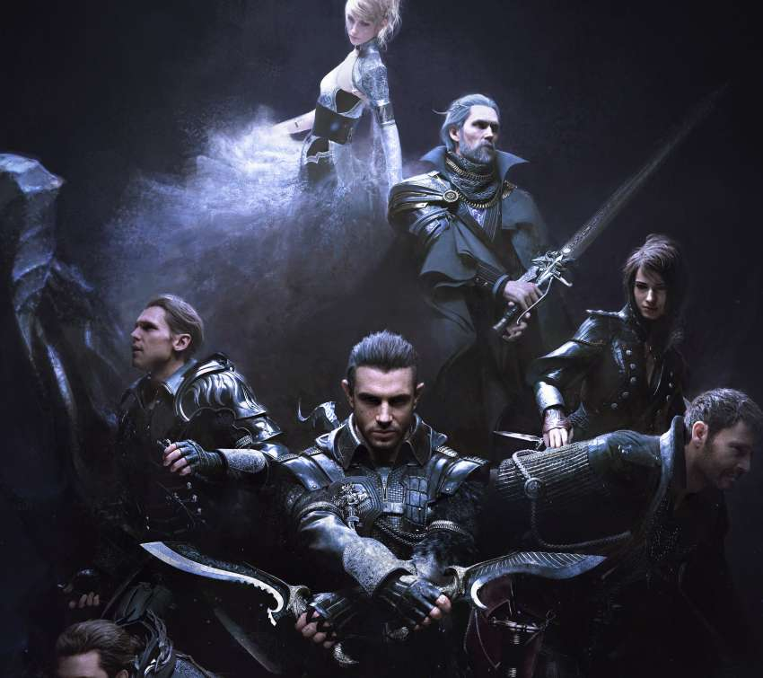 Kingsglaive: Final Fantasy XV wallpaper or background