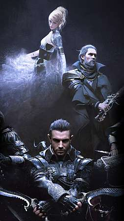 Kingsglaive: Final Fantasy XV Mobile Vertical wallpaper or background